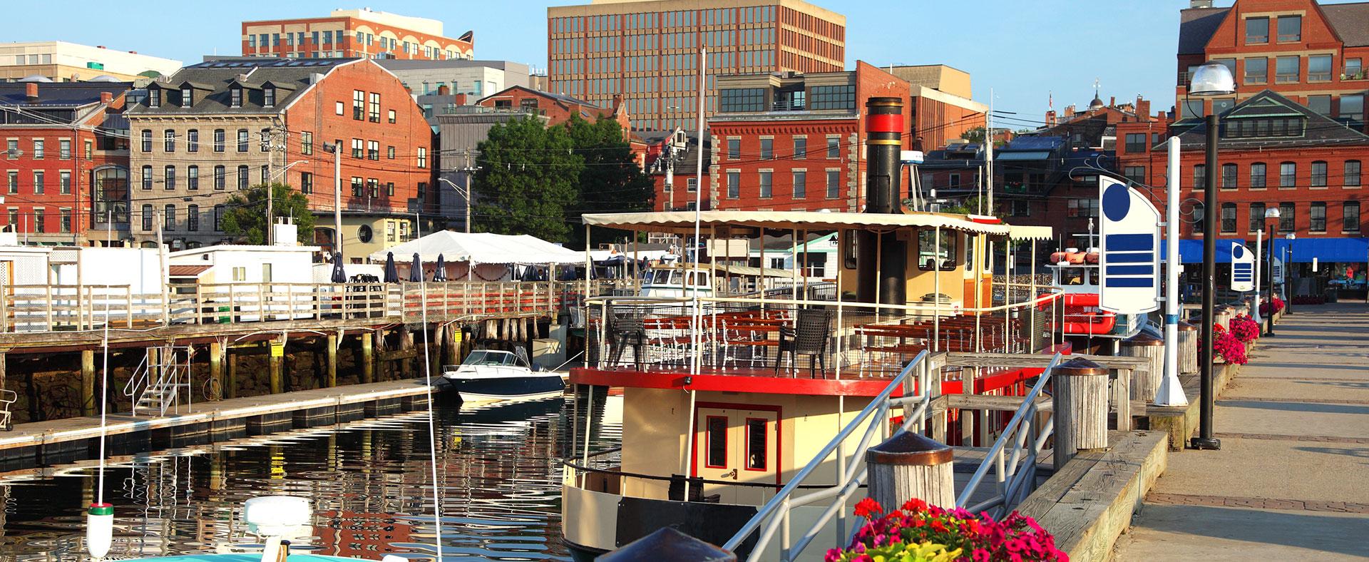 Old Port - Portland, Maine